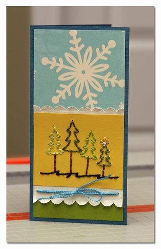 Trees-card