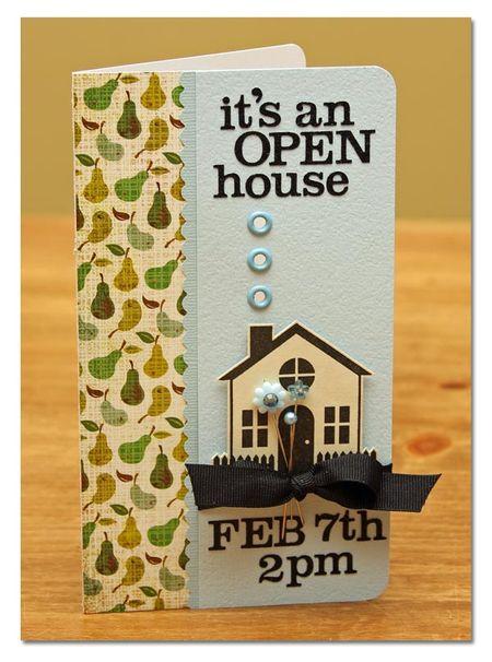 Open-House-Card