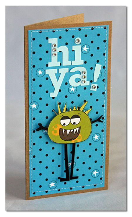 Hi-ya-card