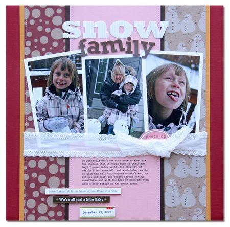Snow-family