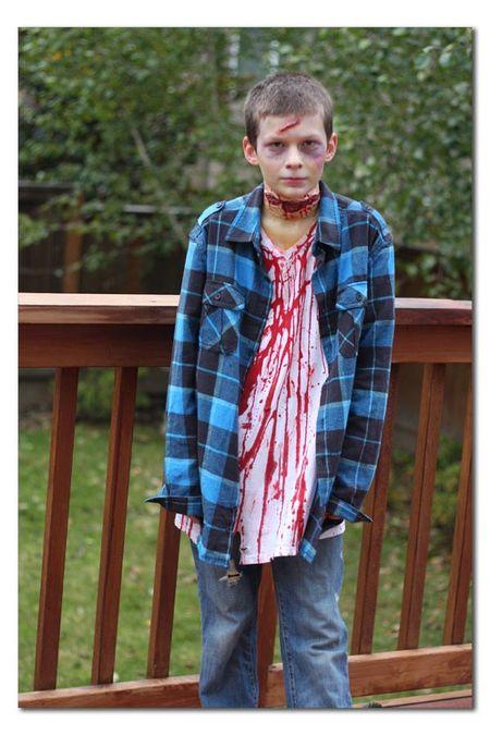 Halloween-grant