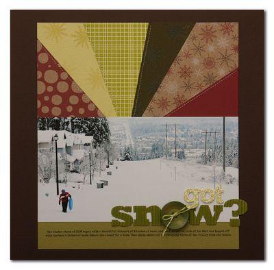 Got-snow