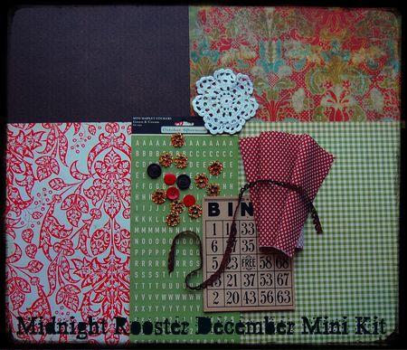 December mini kit