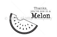 Melon Stamp