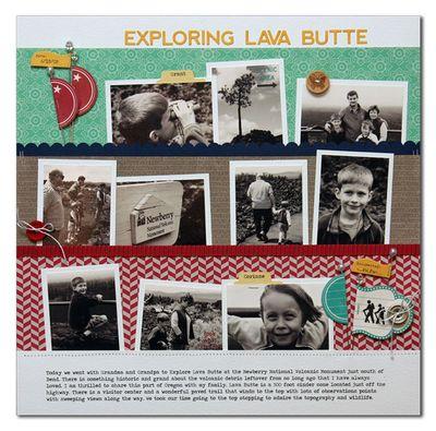 LO2 Lava Butte