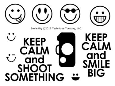 Technique-Tuesday-Smile-Big-Clear-Stamps-Medium