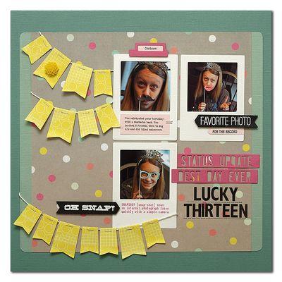 Lucky-thirteen