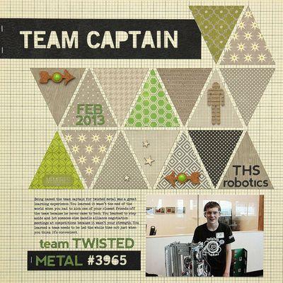 Team-Captain