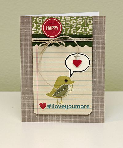 Jillibean-#lovemore-card