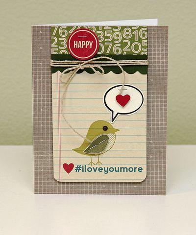 Jillibean-#lovemore-card