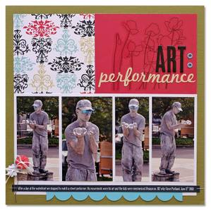 Performanceart